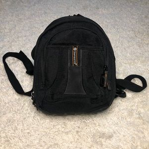 Samsonite Mini Canvas Backpack